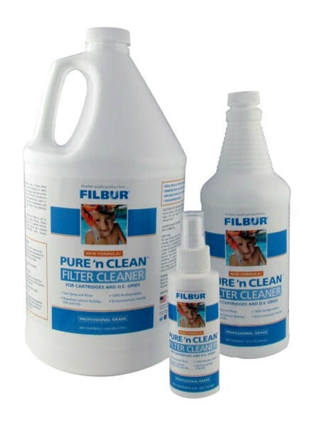Filbur Filter Cleaner